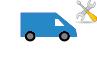 Αναζήτηση ανταλλακτικά και αξεσουάρ φορτηγών εώς 7.5Τ